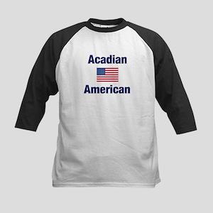 Acadian American Kids Baseball Jersey