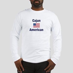 Cajun American Long Sleeve T-Shirt