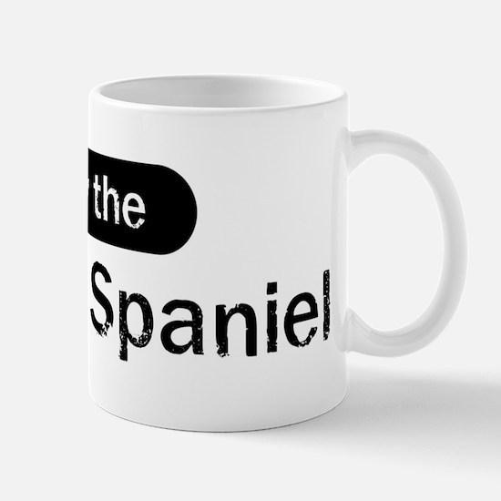Obey the Tibetan Spaniel Mug