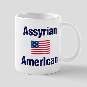 Assyrian American Mug