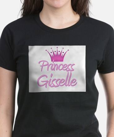 Princess Gisselle Women's Dark T-Shirt