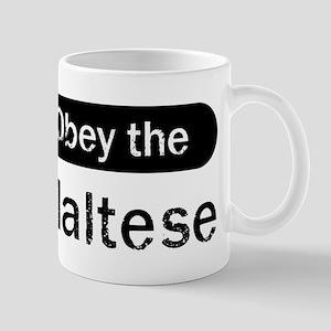 Obey the Maltese Mug