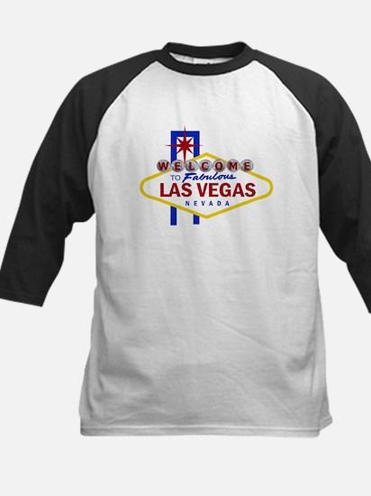 Welcome to Fabulous Las Vegas Sign Kids Baseball J