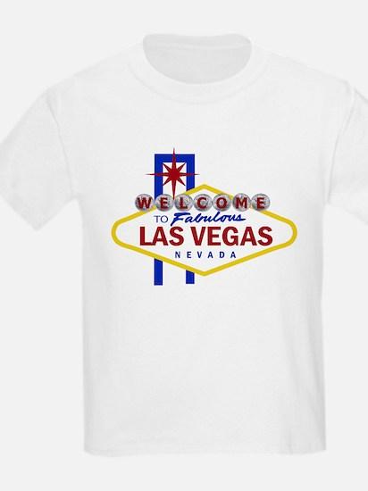 Welcome to Fabulous Las Vegas Sign T-Shirt