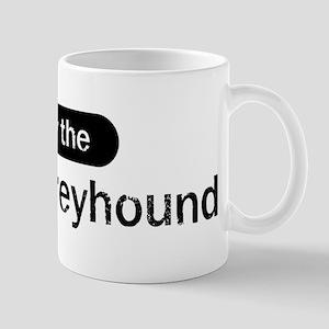 Obey the Italian Greyhound Mug