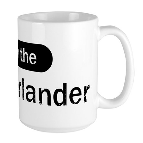 Obey the Munsterlander Large Mug