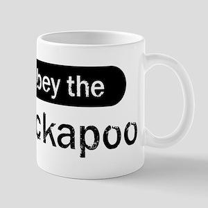 Obey the Cockapoo Mug