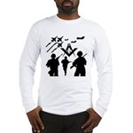 Freemasons Defending Freedom Long Sleeve T-Shirt