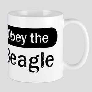 Obey the Beagle Mug