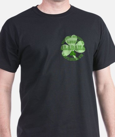 Lucky Alabama Leprechaun T-Shirt
