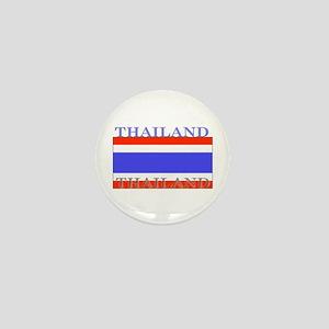 Thailand Thai Flag Mini Button