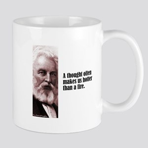 "Longfellow ""A Thought"" Mug"