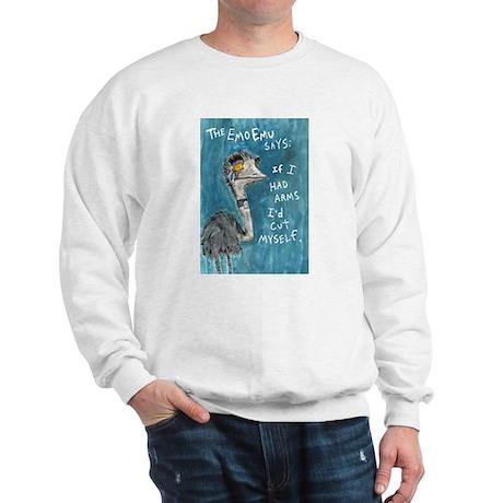 Emo Emu Sweatshirt