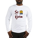 Sir Garrison Long Sleeve T-Shirt