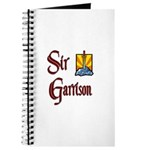 Sir Garrison Journal