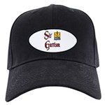 Sir Garrison Black Cap