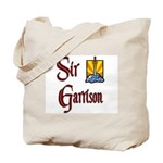 Sir Garrison Tote Bag