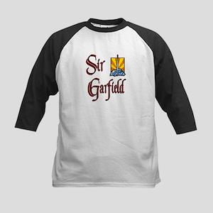 Sir Garfield Kids Baseball Jersey