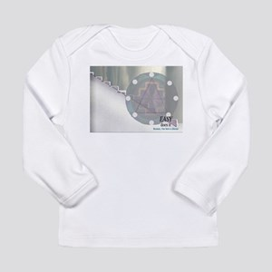 Graphic steps Long Sleeve T-Shirt