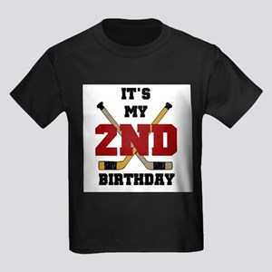 Hockey 2nd Birthday T-Shirt