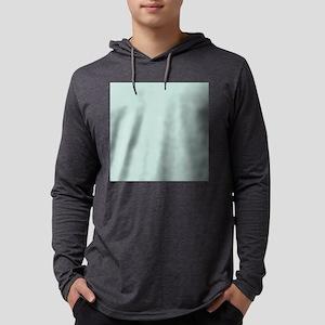 minimalist mint green blue Long Sleeve T-Shirt