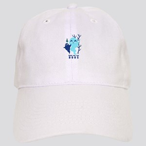 Here for the Boos Ghost Baseball Cap