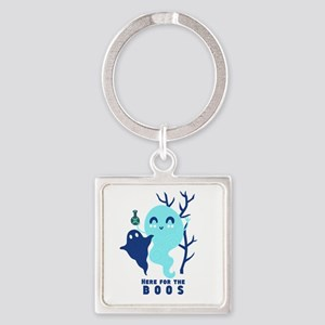 Here for the Boos Ghost Keychains