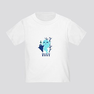 Here for the Boos Ghost T-Shirt