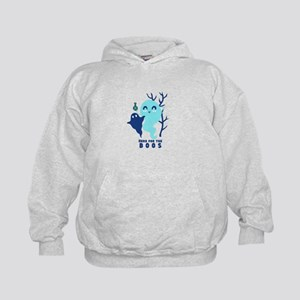 Here for the Boos Ghost Sweatshirt