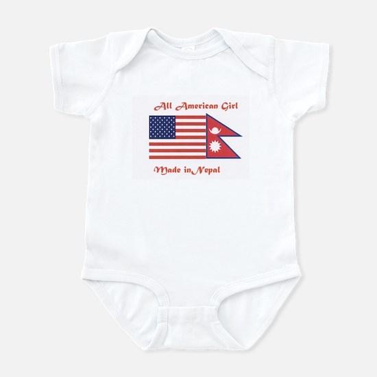 All American Nepal Infant Bodysuit