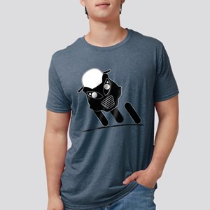mp3-shirt-feather-with-road T-Shirt