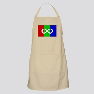 Autism Pride flag Light Apron