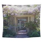 Fairytale Garden Wall Tapestry