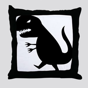 Stomp Throw Pillow