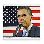 Barack Obama, Tile Coaster
