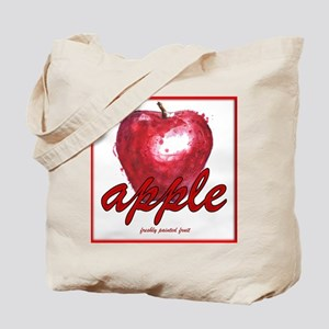 Delicious Red Apple Tote Bag