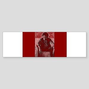 Young Barack Bumper Sticker