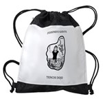 Tenchi Dojo Drawstring Bag