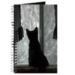 Kitten in Window Journal