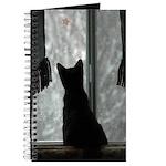Kitten in Window Journal