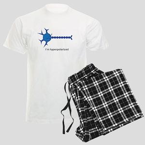Im hyperpolarized Pajamas