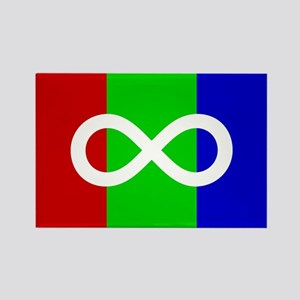 Autism Pride flag Magnets
