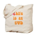 Life is an STD Tote Bag
