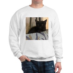 Sleepy Kitty Sweatshirt