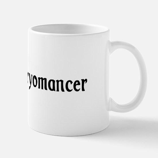 Duergar Cryomancer Mug