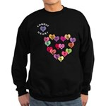 LONELY HEART Sweatshirt (dark)