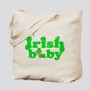 Irish Baby Tote Bag