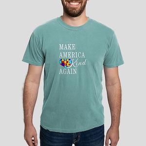 Make America Kind Again Autism Awareness T-Shirt