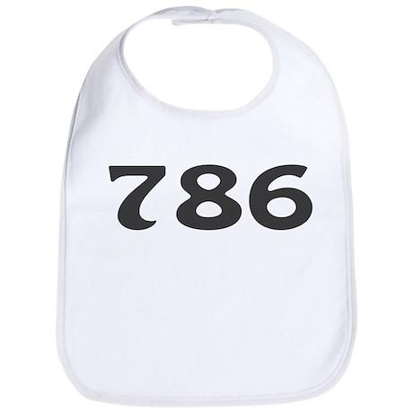 786 Area Code Bib