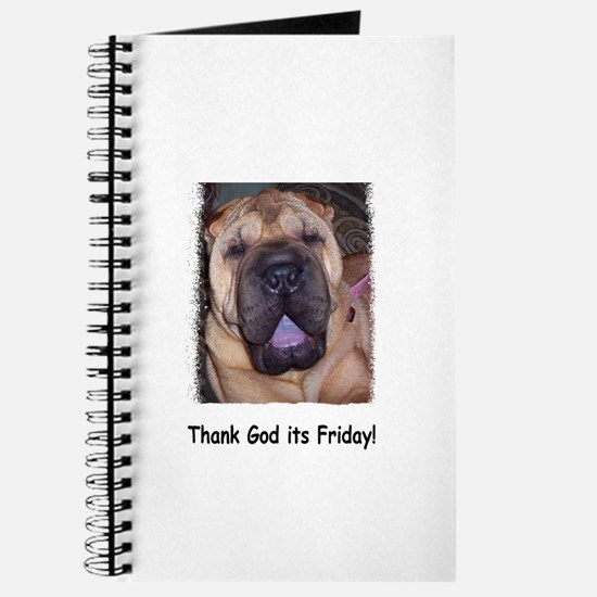 Thank God It's Friday Journal